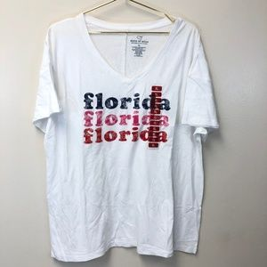 5/$20 State of Mine Florida NWT T-Shirt XL